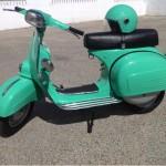 vespa 160 verde